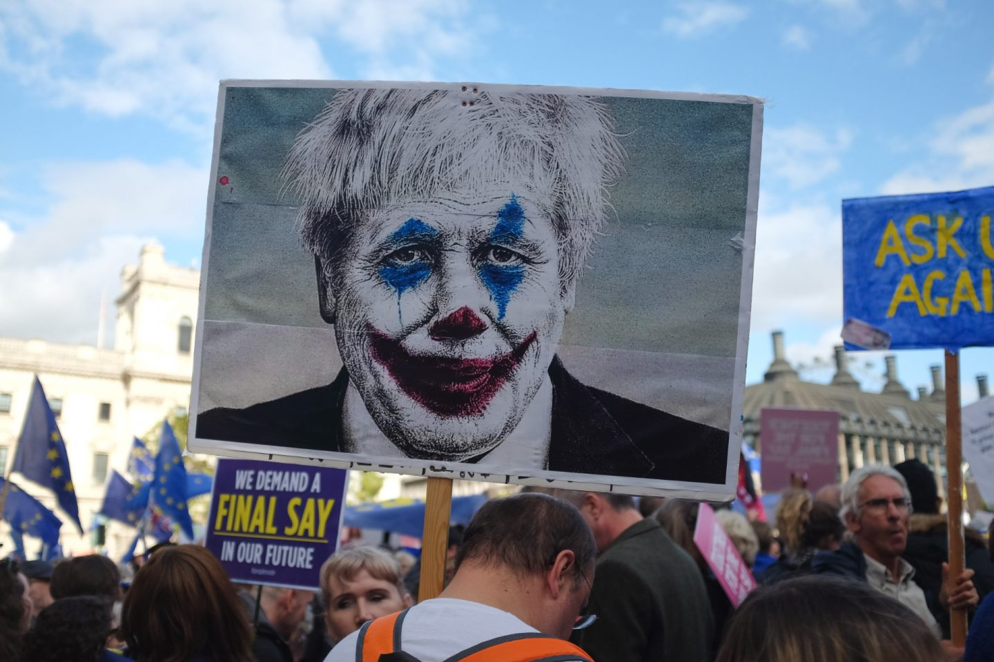 Taking Back Control In A Brexit Clown Car