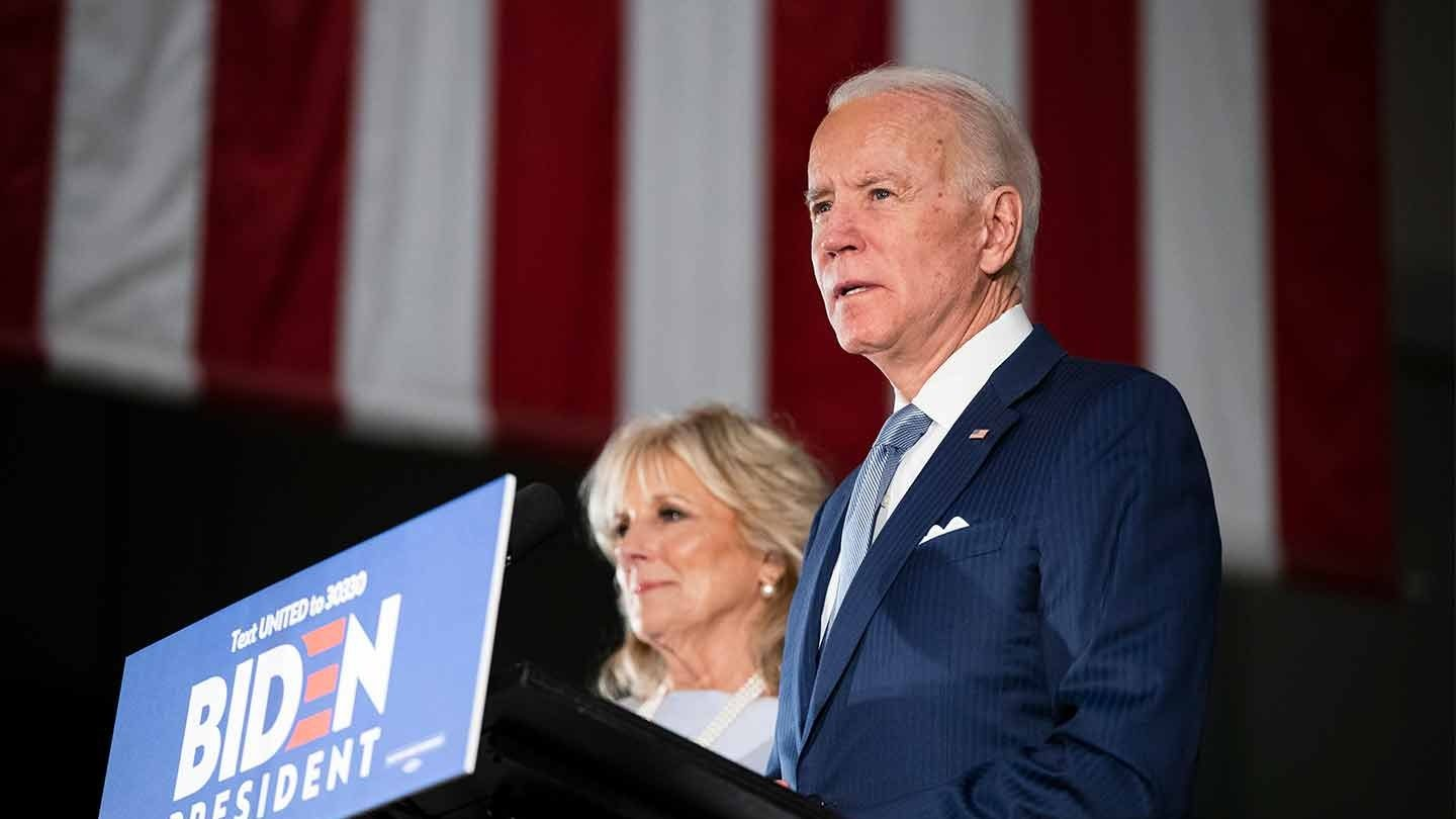 Biden Our Time For A Market Panic