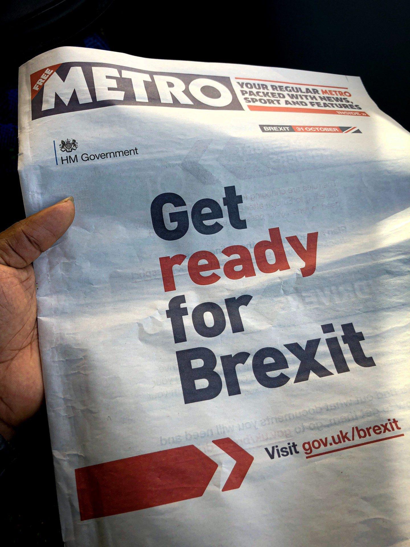 Brexit Clown Car Now A ClusterTruck