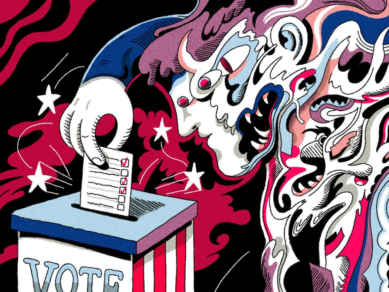 Democracy Winning Voters and Investors
