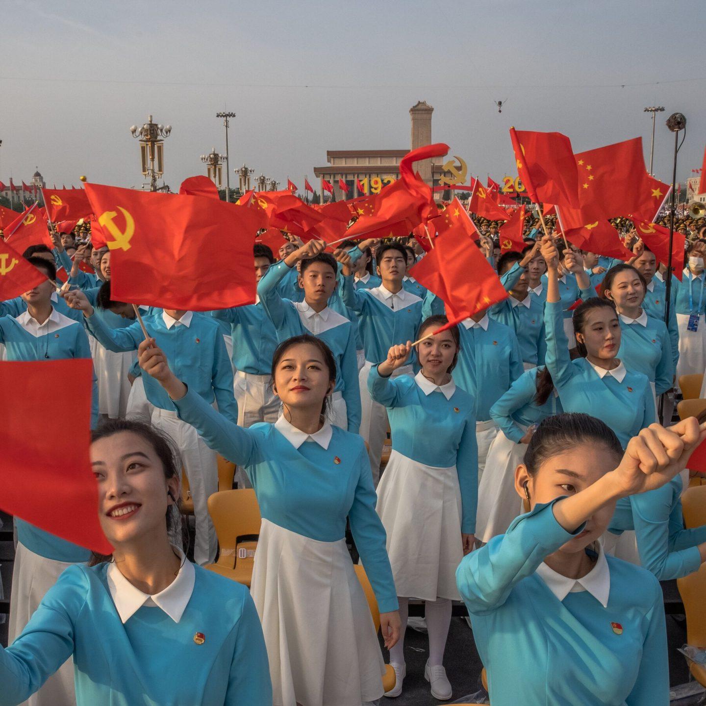 What If China Bytes?