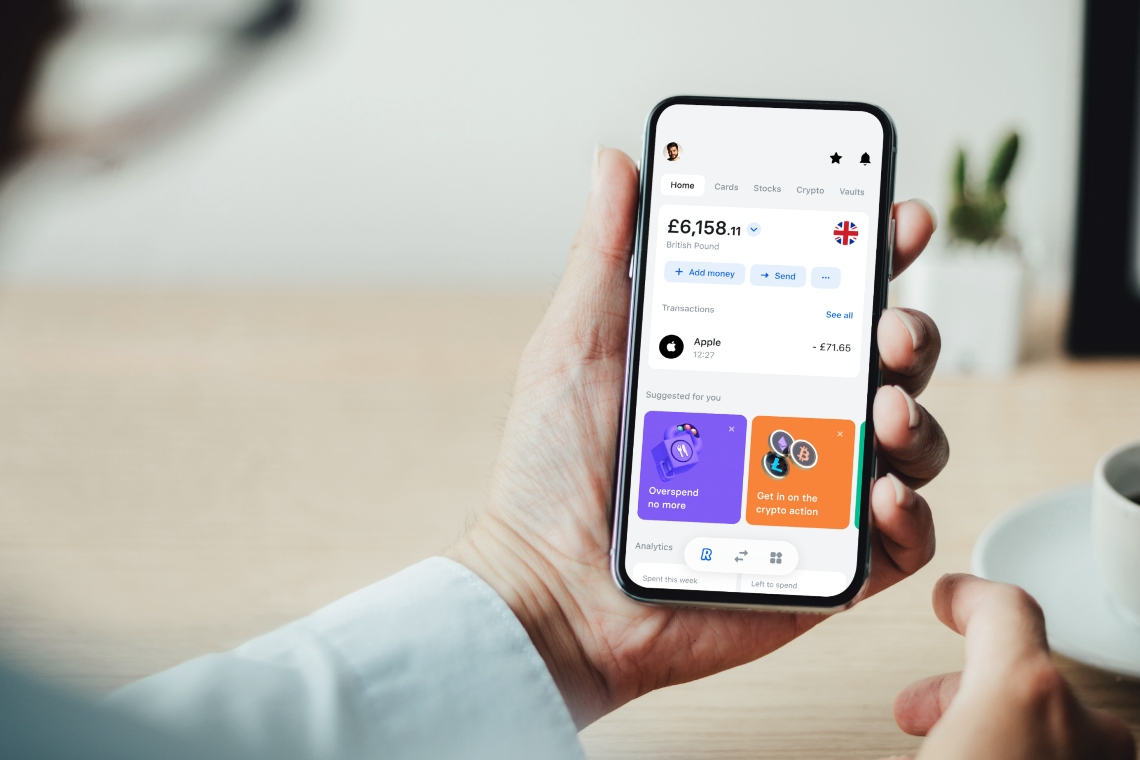Game On for Robinhood and Revolut